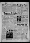 Spartan Daily, April 21, 1958 by San Jose State University, School of Journalism and Mass Communications
