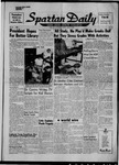 Spartan Daily, April 22, 1958 by San Jose State University, School of Journalism and Mass Communications