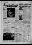 Spartan Daily, April 23, 1958 by San Jose State University, School of Journalism and Mass Communications