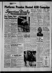 Spartan Daily, April 24, 1958 by San Jose State University, School of Journalism and Mass Communications