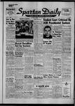 Spartan Daily, April 25, 1958 by San Jose State University, School of Journalism and Mass Communications