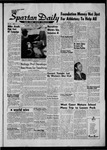 Spartan Daily, April 29, 1958 by San Jose State University, School of Journalism and Mass Communications