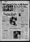 Spartan Daily, May 1, 1958 by San Jose State University, School of Journalism and Mass Communications