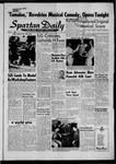 Spartan Daily, May 2, 1958 by San Jose State University, School of Journalism and Mass Communications