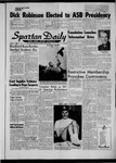 Spartan Daily, May 5, 1958 by San Jose State University, School of Journalism and Mass Communications