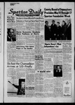 Spartan Daily, May 6, 1958