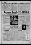 Spartan Daily, May 7, 1958 by San Jose State University, School of Journalism and Mass Communications
