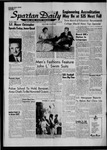 Spartan Daily, May 12, 1958 by San Jose State University, School of Journalism and Mass Communications