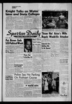 Spartan Daily, May 15, 1958 by San Jose State University, School of Journalism and Mass Communications