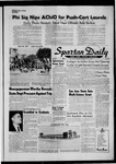 Spartan Daily, May 19, 1958