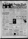 Spartan Daily, May 23, 1958 by San Jose State University, School of Journalism and Mass Communications