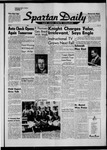 Spartan Daily, May 26, 1958 by San Jose State University, School of Journalism and Mass Communications