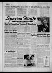 Spartan Daily, May 28, 1958 by San Jose State University, School of Journalism and Mass Communications