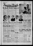 Spartan Daily, May 29, 1958