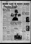 Spartan Daily, June 4, 1958 by San Jose State University, School of Journalism and Mass Communications
