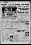 Spartan Daily, September 26, 1958 by San Jose State University, School of Journalism and Mass Communications