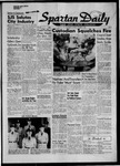 Spartan Daily, October 6, 1958 by San Jose State University, School of Journalism and Mass Communications