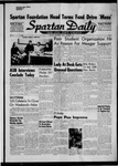 Spartan Daily, October 7, 1958
