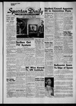 Spartan Daily, October 9, 1958