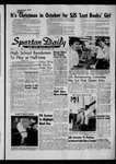 Spartan Daily, October 10, 1958