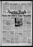 Spartan Daily, October 23, 1958
