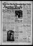 Spartan Daily, October 31, 1958