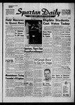 Spartan Daily, November 4, 1958 by San Jose State University, School of Journalism and Mass Communications