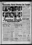 Spartan Daily, November 6, 1958 by San Jose State University, School of Journalism and Mass Communications