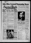 Spartan Daily, November 10, 1958 by San Jose State University, School of Journalism and Mass Communications