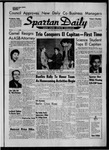 Spartan Daily, November 13, 1958 by San Jose State University, School of Journalism and Mass Communications