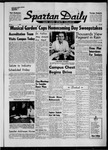 Spartan Daily, November 17, 1958 by San Jose State University, School of Journalism and Mass Communications