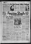Spartan Daily, November 18, 1958 by San Jose State University, School of Journalism and Mass Communications