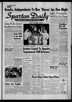 Spartan Daily, November 19, 1958 by San Jose State University, School of Journalism and Mass Communications