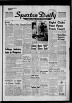 Spartan Daily, November 20, 1958 by San Jose State University, School of Journalism and Mass Communications