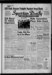 Spartan Daily, November 21, 1958 by San Jose State University, School of Journalism and Mass Communications