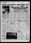 Spartan Daily, November 24, 1958 by San Jose State University, School of Journalism and Mass Communications