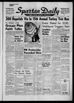 Spartan Daily, November 25, 1958 by San Jose State University, School of Journalism and Mass Communications