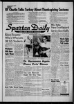 Spartan Daily, November 26, 1958 by San Jose State University, School of Journalism and Mass Communications