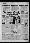 Spartan Daily, December 3, 1958 by San Jose State University, School of Journalism and Mass Communications