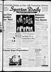 Spartan Daily, December 5, 1958 by San Jose State University, School of Journalism and Mass Communications