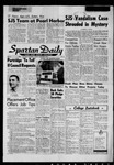 Spartan Daily, December 8, 1958 by San Jose State University, School of Journalism and Mass Communications