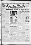 Spartan Daily, December 9, 1958 by San Jose State University, School of Journalism and Mass Communications