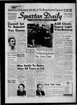 Spartan Daily, December 10, 1958 by San Jose State University, School of Journalism and Mass Communications