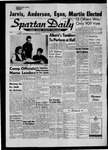 Spartan Daily, December 15, 1958 by San Jose State University, School of Journalism and Mass Communications