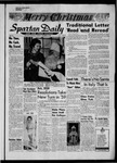 Spartan Daily, December 18, 1958 by San Jose State University, School of Journalism and Mass Communications