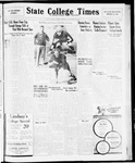 State College Times, September 30, 1931 by San Jose State University, School of Journalism and Mass Communications