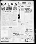 State College Times, October 21, 1931 by San Jose State University, School of Journalism and Mass Communications