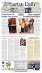 Spartan Daily (August 27, 2009)