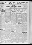 State College Times, December 9, 1932 by San Jose State University, School of Journalism and Mass Communications