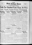 State College Times, December 14, 1932 by San Jose State University, School of Journalism and Mass Communications